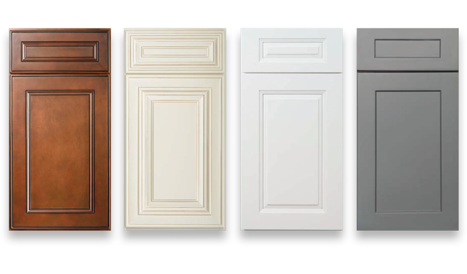 Raised, Flat, Painted, Glazed, Stained, or Mitered Doors